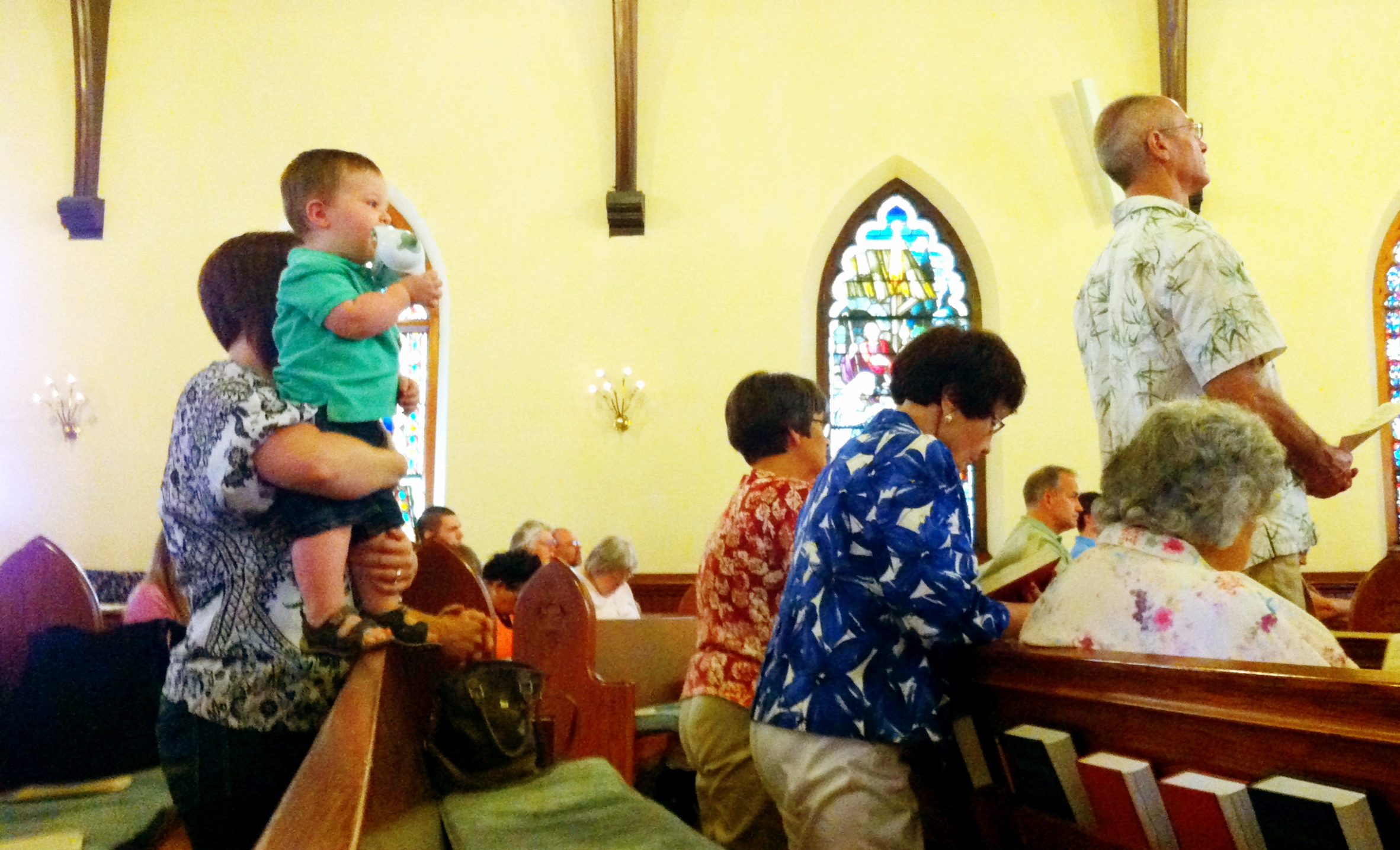 Kids in Pews: How to Lean into the Wiggles and Thrive in Church