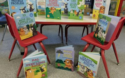 New Nursery Books!