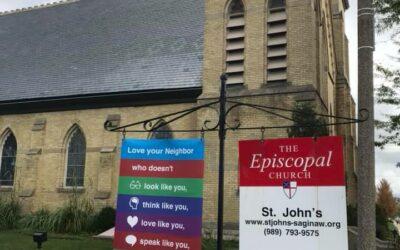 St. John's Homecoming!