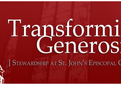 "The ""S"" Word (Stewardship)"