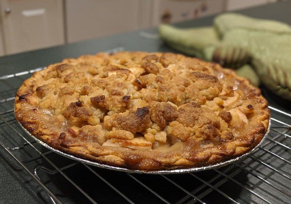 Apple Pie Fundraiser